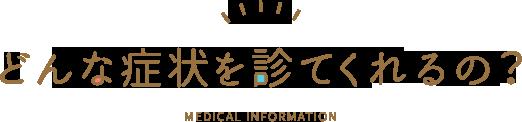 MEDICAL_INFORMATION